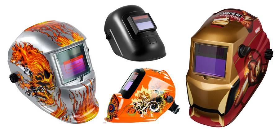 Сварочная маска Хамелеон: что это, какую выбрать, ТОП-10