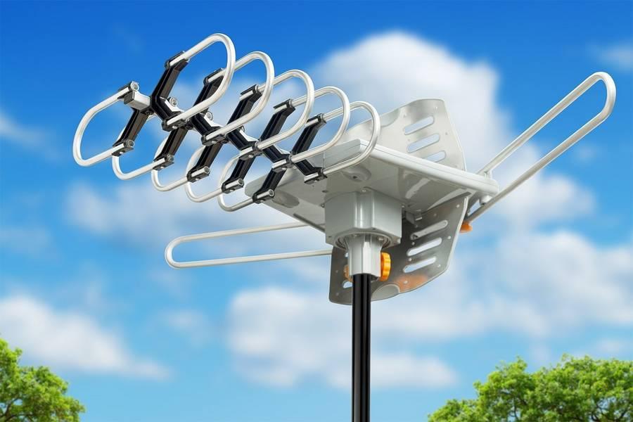 Лучшие телевизионные антенны для дачи с усилителем в рейтинге 2020 года