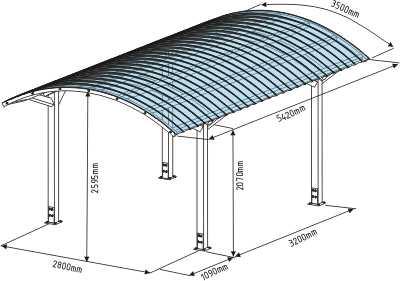 Беседки из поликарбоната своими руками: фото, крыша, для дачи