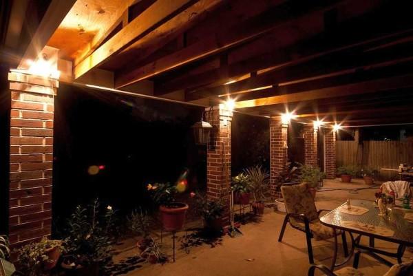 Дизайн террасы в загородном доме: (50+ фото)