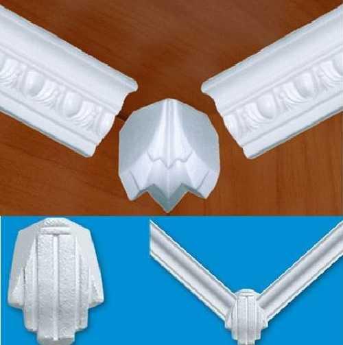 Как резать потолочный плинтус в углах: как правильно отрезать, подрезать, вырезать, срезать углы, обрезать на углах, подрезка со стуслом и без стусл