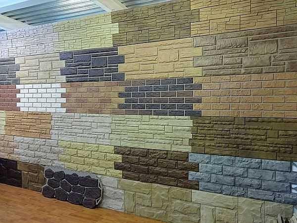 Отделка цоколя дома: натуральным камнем, панелями ПВХ