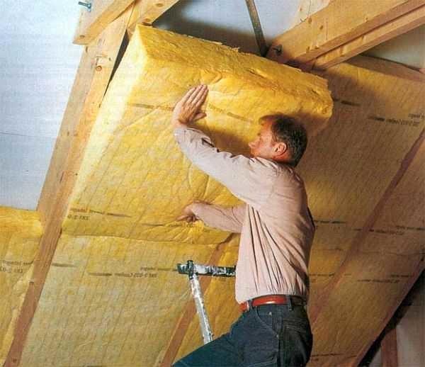 Как утеплить мансардную крышу: пошаговая инструкция + фото