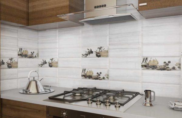 Фартук для кухни: какой материал выбрать для рабочей зоны