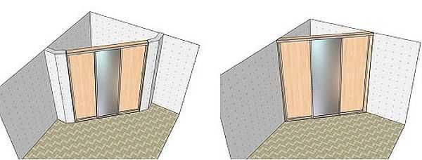 Как сделать гардеробную своими руками - (60+ фото)