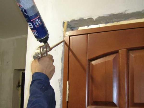 Установка межкомнатных дверей своими руками - как правильно рассчитать размеры и установить двери (50+ фото)