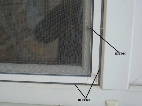 Как установить москитную сетку на пластиковое окно? 30 фото
