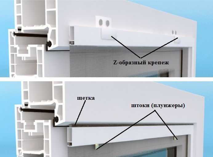 Как самостоятельно установить москитную сетку на пластиковое окно: инструкция + советы профессионалов