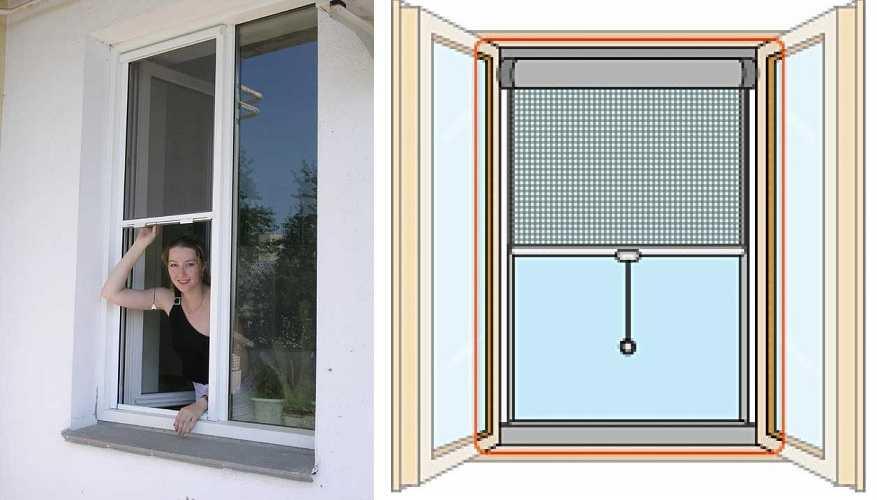 москитная сетка на окна своими руками фото она способна сдержать