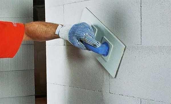 Внутренняя отделка стен из газобетонных блоков: выбор материалов и технологий