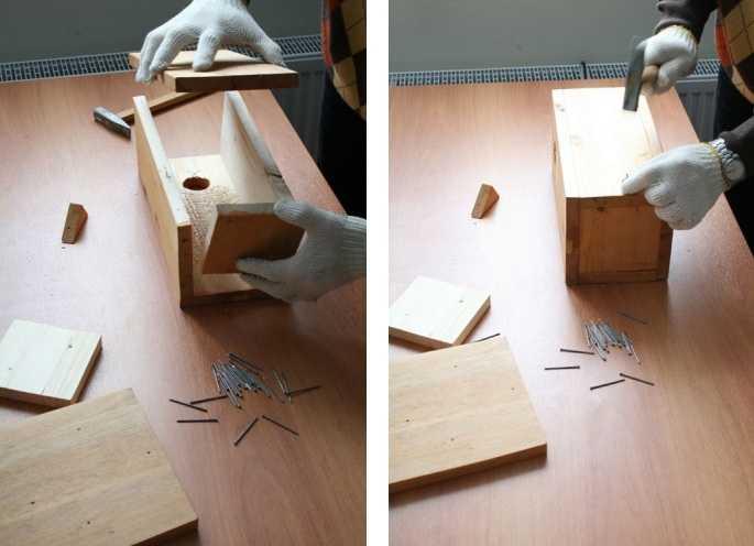Как сделать скворечник своими руками: чертежи, схемы, идеи, размеры + фото