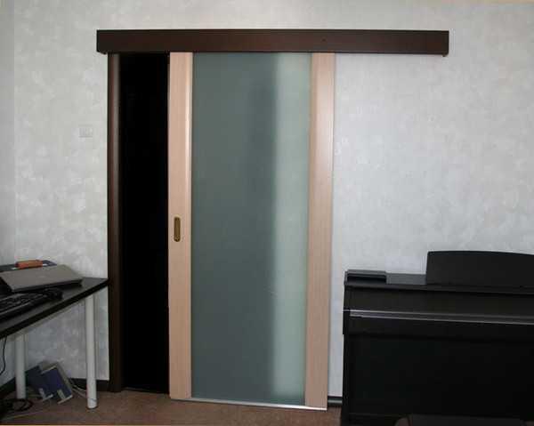 Раздвижные двери своими руками: инструкция по изготовлению и монтажу