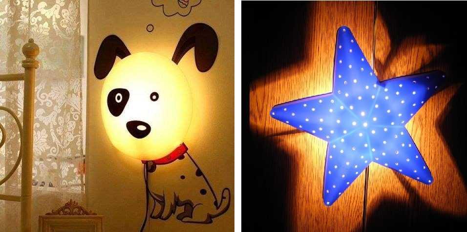 Детские ночники: светильники в комнату для ребенка, ночные лампы «черепаха» и «звезда», варианты для девочек и мальчиков