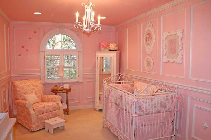Комната для новорожденного: 70 фото идей интерьера