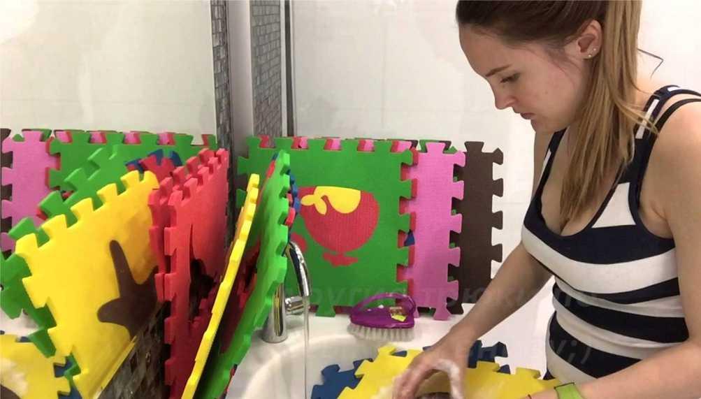 Мягкий пол для детских комнат - сравнительный обзор, как выбрать лучшее покрытие