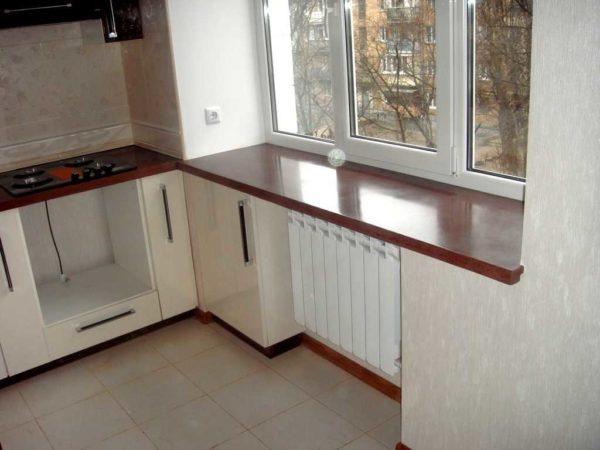 60 удачных вариантов ремонта кухни в хрущевке + фото