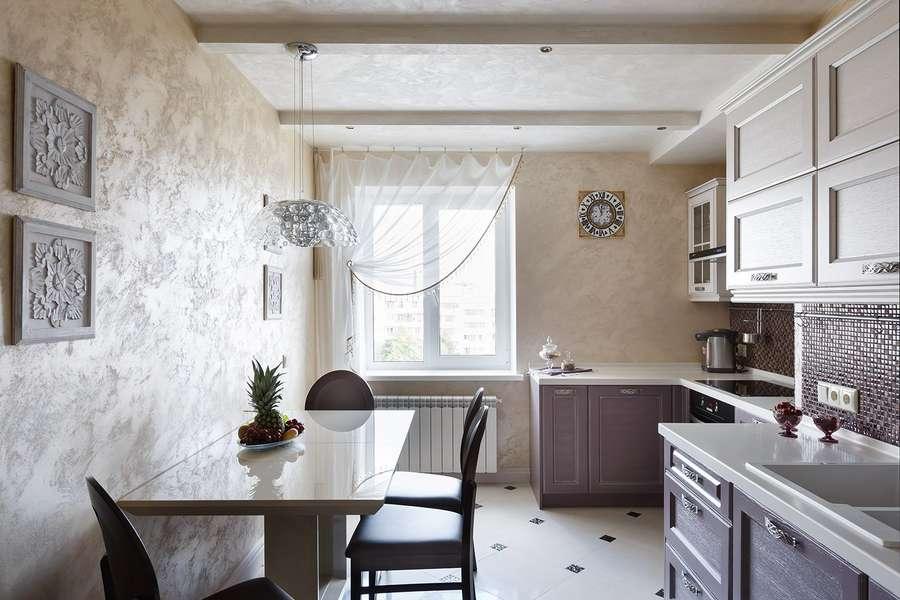 Ремонт кухни в хрущевке: варианты бюджетного ремонта маленькой кухни своими руками + фото