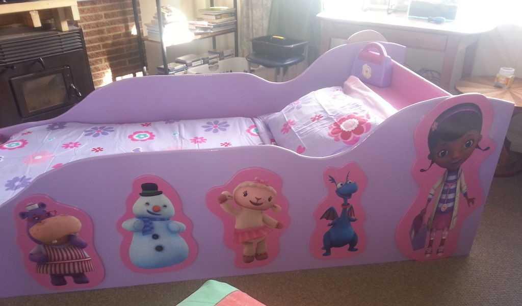 Детская кровать своими руками, 50 фото, чертежи, как сделать