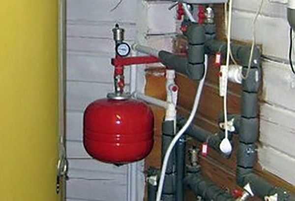 Закрытая система отопления – схема разводки отопления частного дома