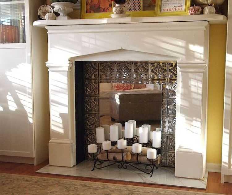 Декоративный камин своими руками: пошаговая инструкция, как сделать камин (60+ фото)