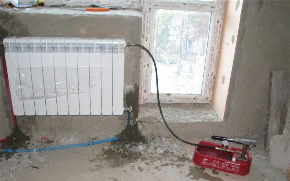 Правила опрессовки системы отопления своими руками - как правильно проводится процесс, пошаговый порядок действий - детальная инструкция, примеры на фото и видео