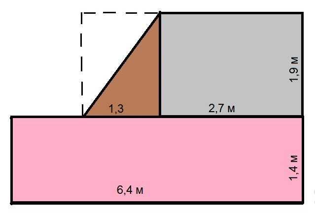 Как узнать площадь комнаты в квадратных метрах - как вычислить площадь комнаты, как узнать квадратуру комнаты: как измерить комнату в м2