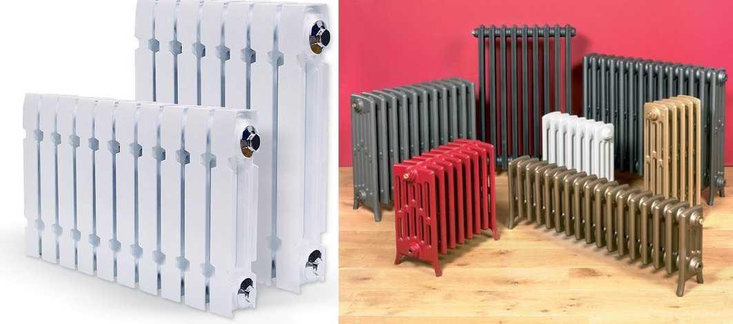 Радиаторы отопления - какие батареи лучше для квартиры и частного дома