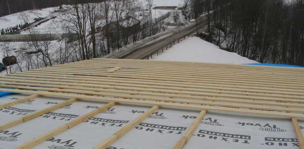 Односкатная крыша своими руками: устройство, инструкция + технология монтажа