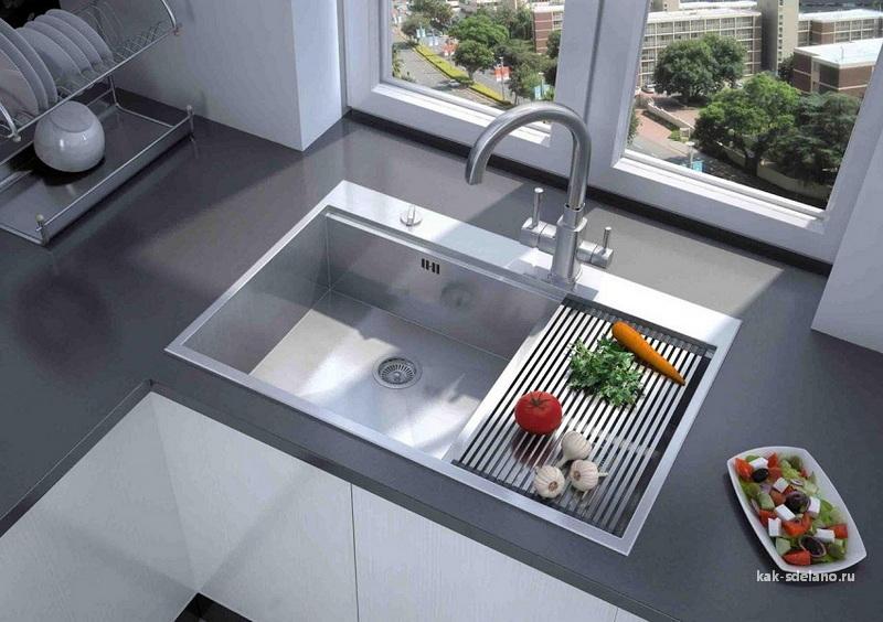 Как выбрать смеситель для кухни - обзор лучших моделей, советы по выбору