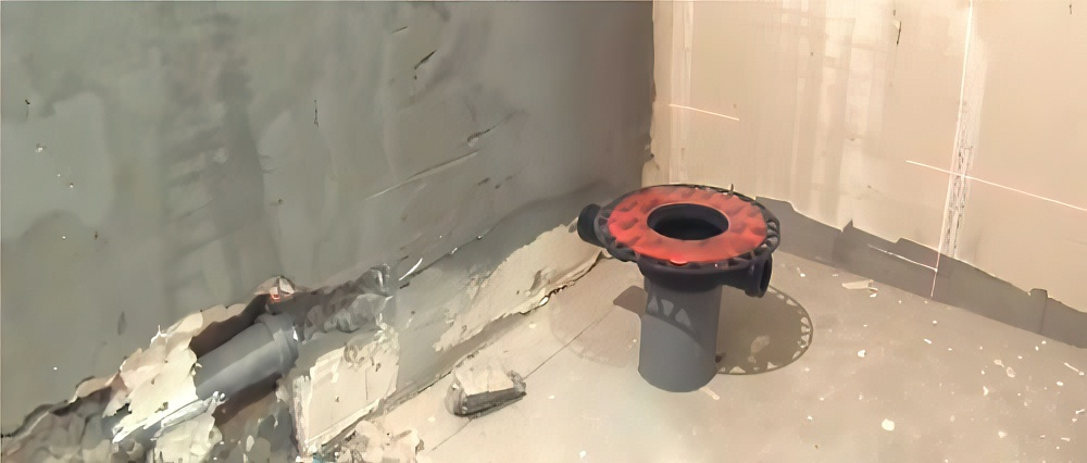 Как обустроить слив для душа в полу ванной: пошаговый инструктаж