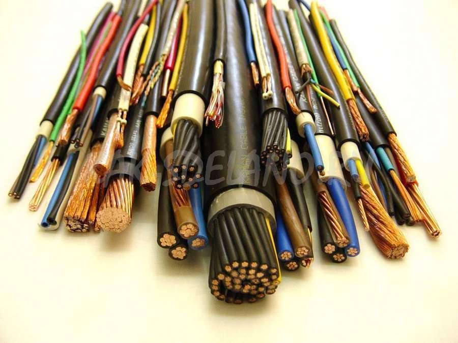 Выбор сечения кабеля: по мощности току с учетом длины + фото