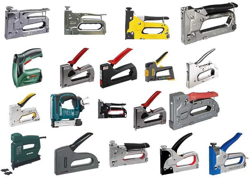 Как выбрать лучший строительный степлер для дома: обзор популярных моделей, классификация, плюсы минусы + фото