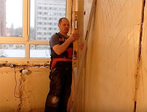 Как выставить маяки под штукатурку стен: пошаговая инструкция