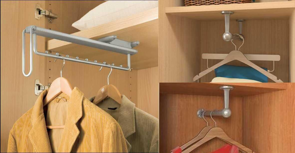 Шкаф купе в прихожую: идеи дизайна и наполнения