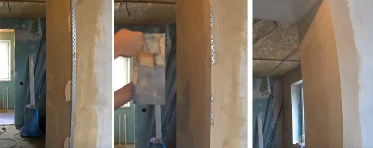 Как шпаклевать гипсокартон: углы, швы + подготовка под обои, покраску