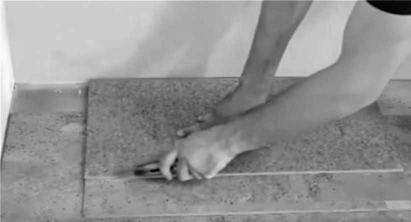Правильная укладка пробкового пола своими руками