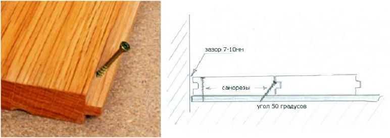 Укладка пола из шпунтованной доски: шлифовка своими руками, монтаж половой доски, чем покрыть шпунтовку, устройство, как сделать на фото и видео