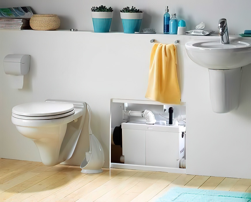 Насос сололифт для канализации: установка, принцип работы