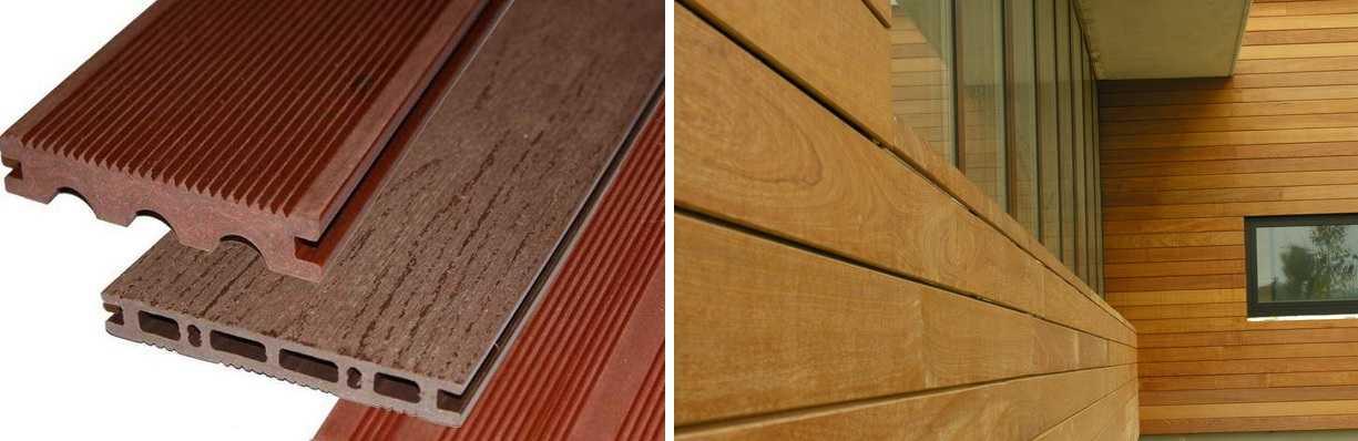 Фасадные панели для наружной отделки дома: виды, особенности, монтаж + фото