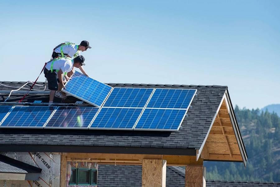 Солнечная электростанция на дом своими руками