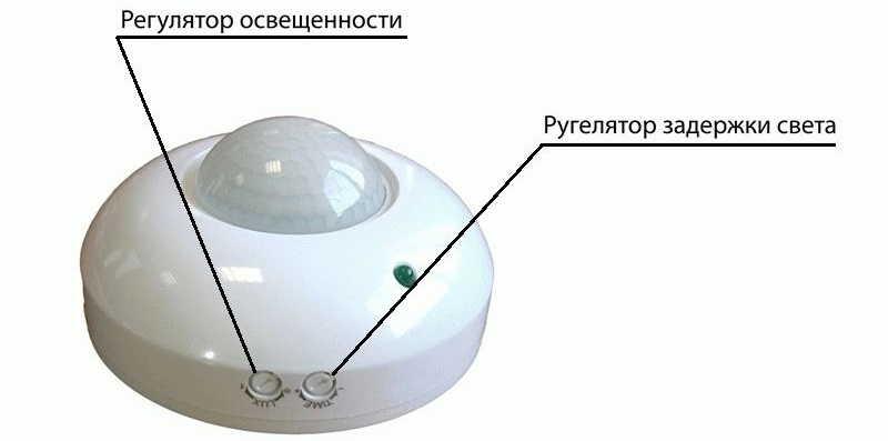 Обзор лучших датчиков движения для включения света