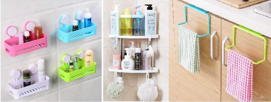 Аксессуары для ванной комнаты и туалета: 5 советов по выбору