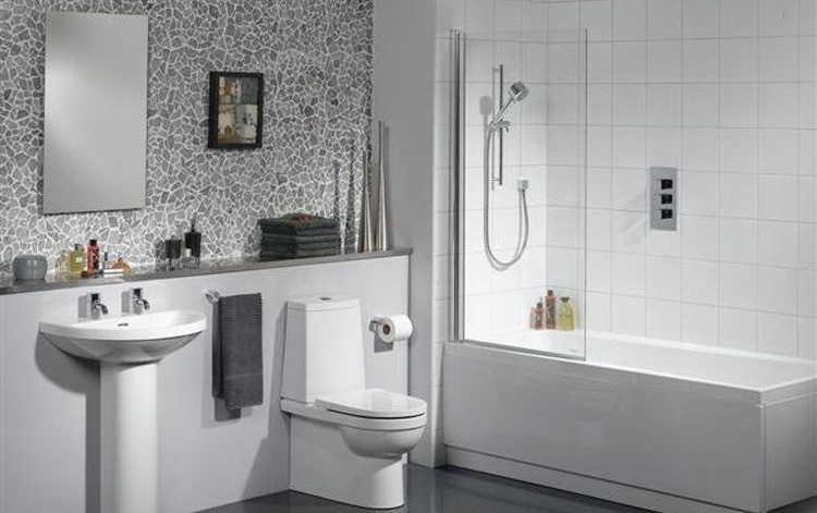 Аксессуары для ванной комнаты: виды и цены (60 фото)