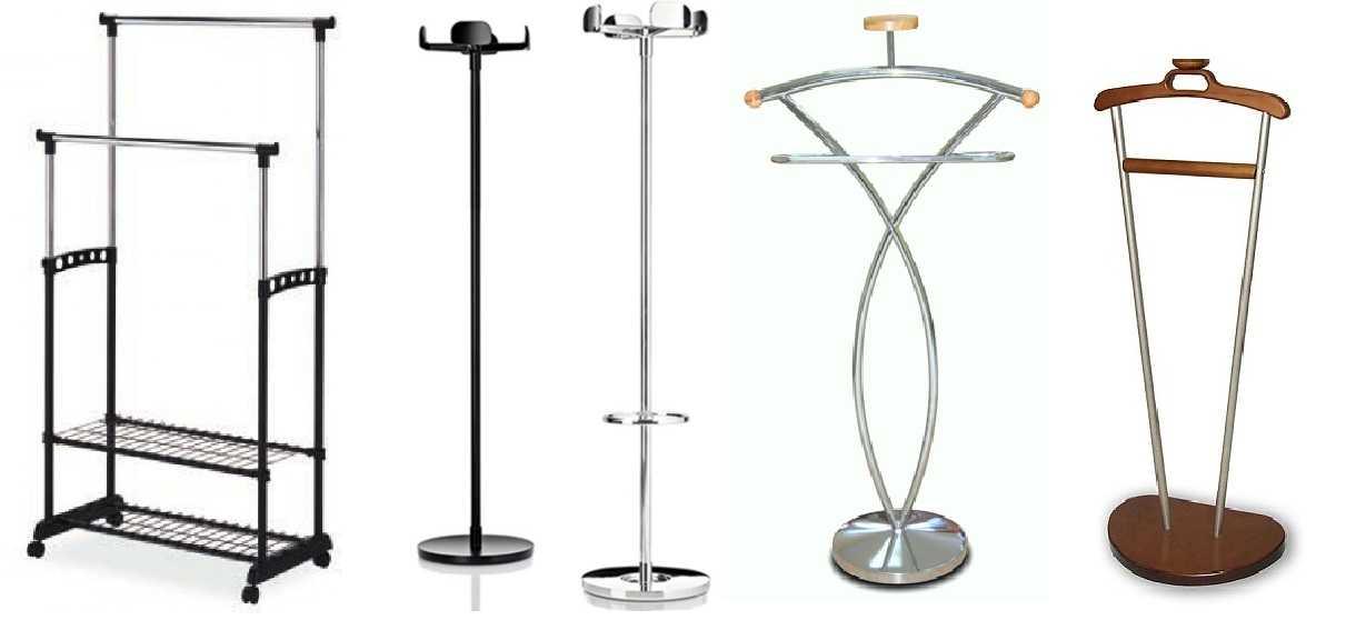 Размер вешалки для одежды: стандартные размеры вешалок, соотношение с размерами одежды