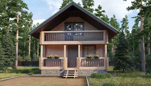 Проекты дачных домов с планировкой: советы, бесплатные чертежи + фото готовых домов