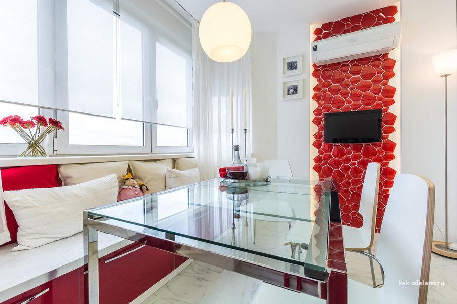 Как правильно выбрать стеклянный стол для кухни: отзывы + какие лучше брать
