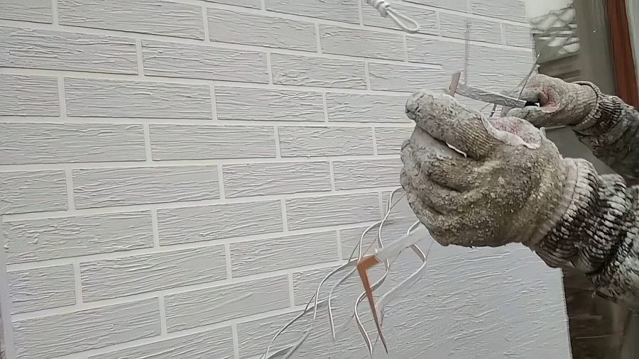 Как сделать имитацию кирпичной кладки своими руками, особенности проведения процедуры