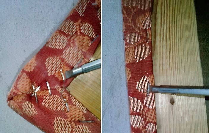 Как перетянуть диван своими руками: пошаговая инструкция с фото