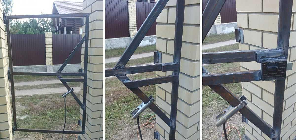 Как сделать калитку своими руками: конструкции, проекты и советы как построить калитку (50+ фото)