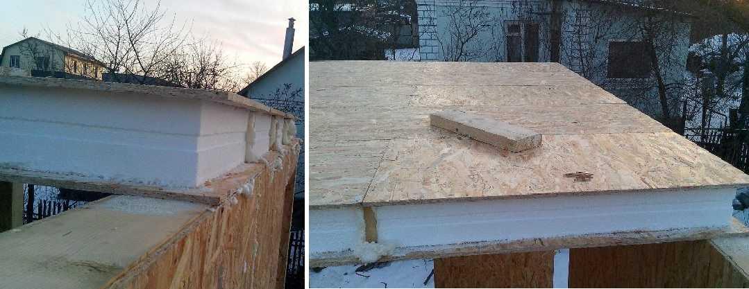 Дом из СИП-панелей своими руками: сборка, монтаж + фото